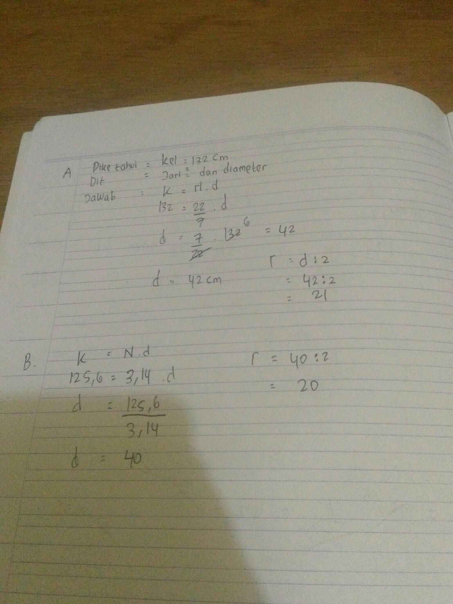 Rumus Mencari Diameter Lingkaran : rumus, mencari, diameter, lingkaran, Rumus, Mencari, Diameter, Lingkaran, Diketahui, Kelilingnya, Matematika, Dasar