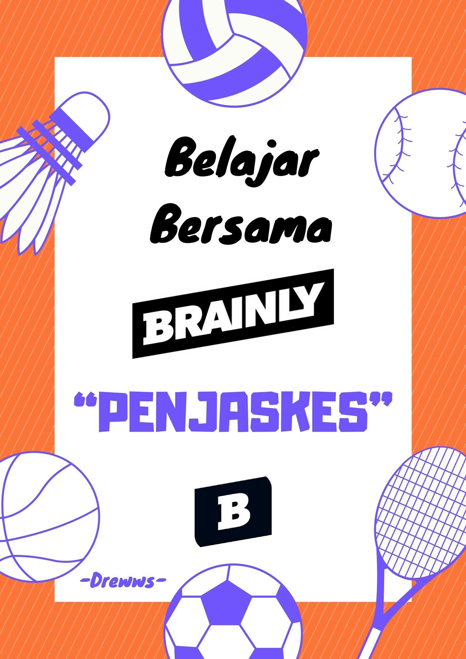Permainan Bola Besar Dan Bola Kecil : permainan, besar, kecil, Teknik, Dasar, Permainan, Besar, Kecil, Brainly.co.id