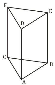 Unsur Unsur Prisma : unsur, prisma, Sebutkan, Unsur, Prisma, Segitiga, Brainly.co.id