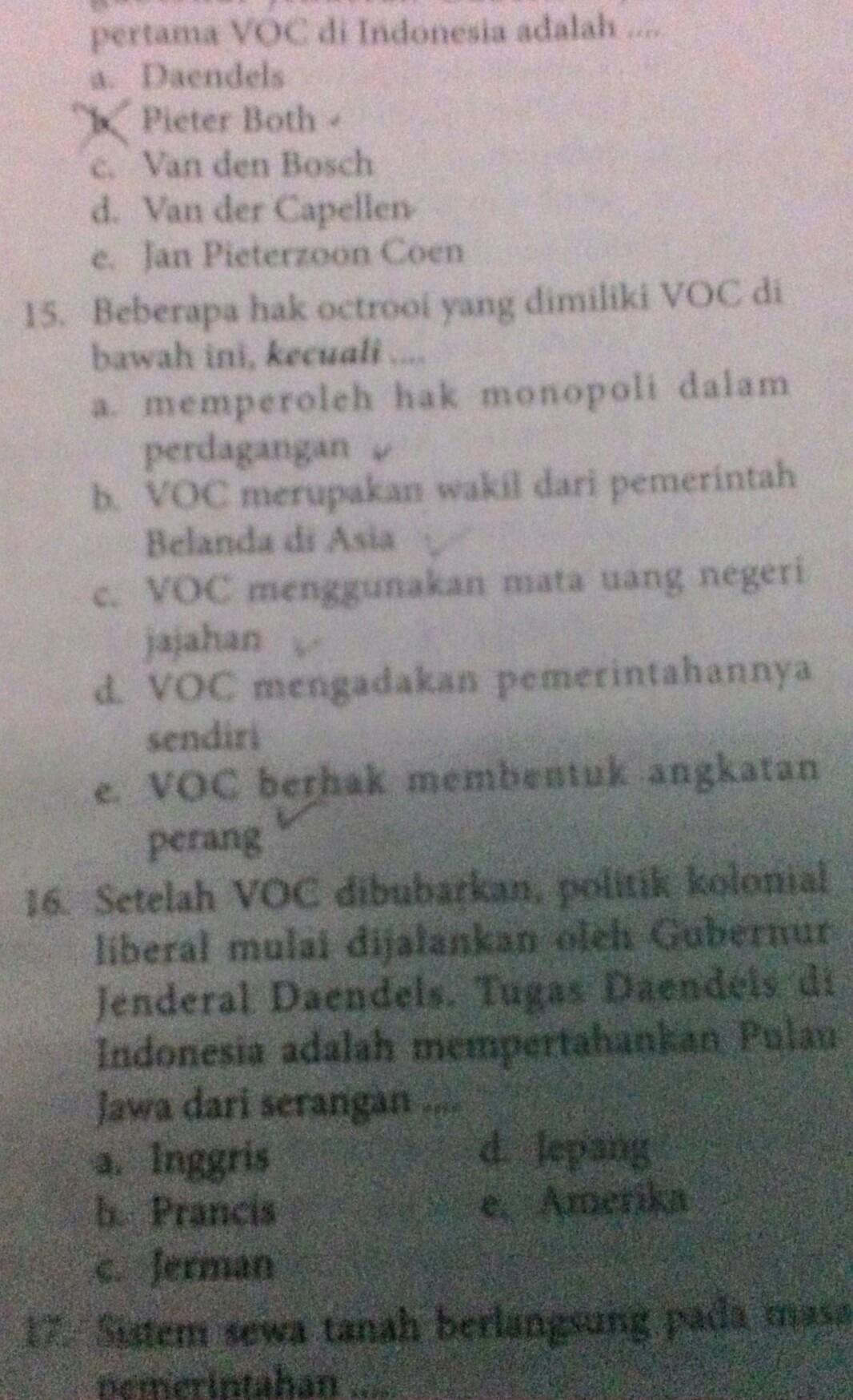 Hak Oktroi Voc Adalah : oktroi, adalah, Beberapa, Oktroi, Dimiliki, Bawah, Kecuali, Brainly.co.id