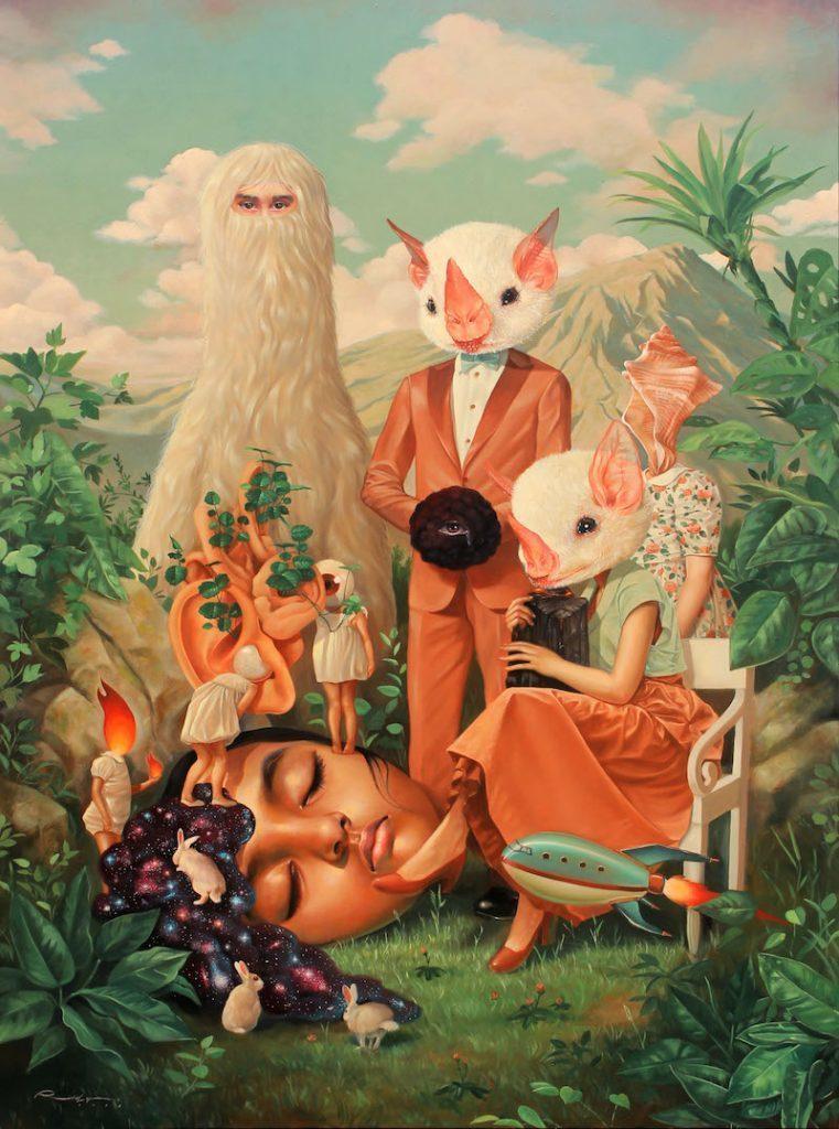 Lukisan Hubungan Manusia Dengan Alam Sekitar : lukisan, hubungan, manusia, dengan, sekitar, Contoh, Lukisan, Hubungan, Manusia, Dengan, Sekitar, Cikimm.com