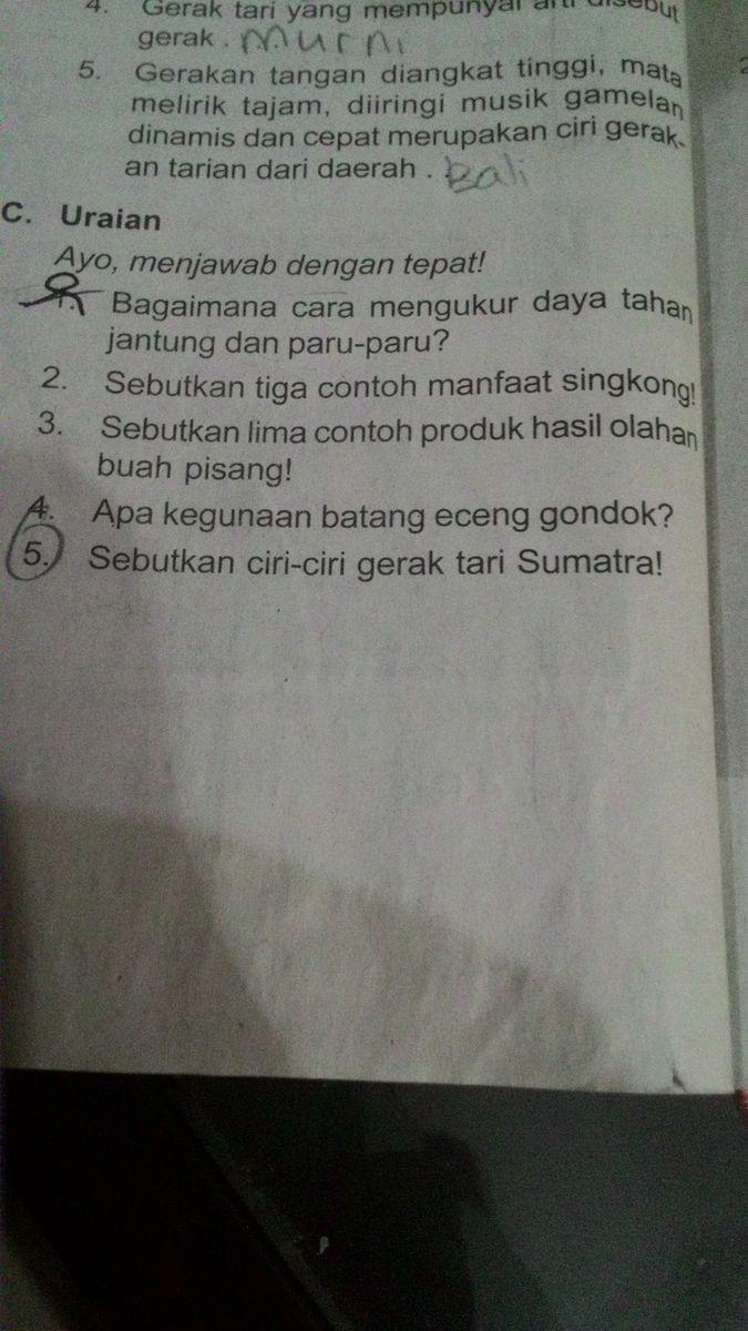 Sebutkan Lima Nama Tarian Yang Kamu Ketahui : sebutkan, tarian, ketahui, 5.sebutkan, Gerak, Sumatra!(pertanyaan, Ulang, Ya...), Brainly.co.id
