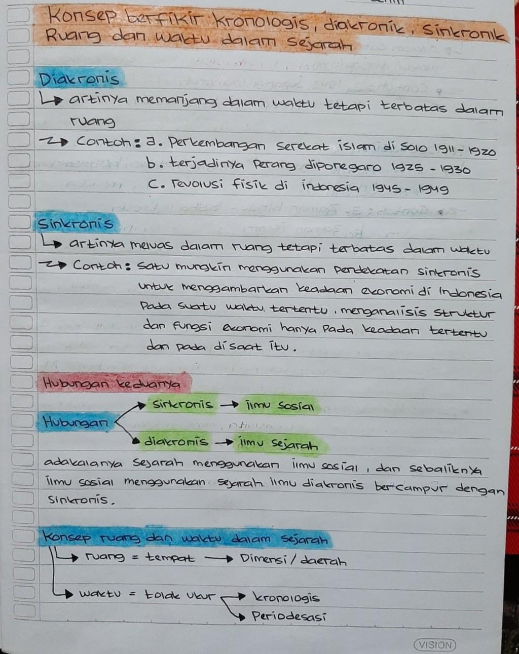 Cara Berpikir Sinkronik : berpikir, sinkronik, Masing, Contoh,cara, Berpikir, -kronologi, -sinkronik, -diakronik, -periodisasi, Brainly.co.id