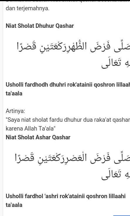 Niat Sholat Jamak Qashar Dzuhur Dan Ashar : sholat, jamak, qashar, dzuhur, ashar, Sholat, Jamak, Takhir