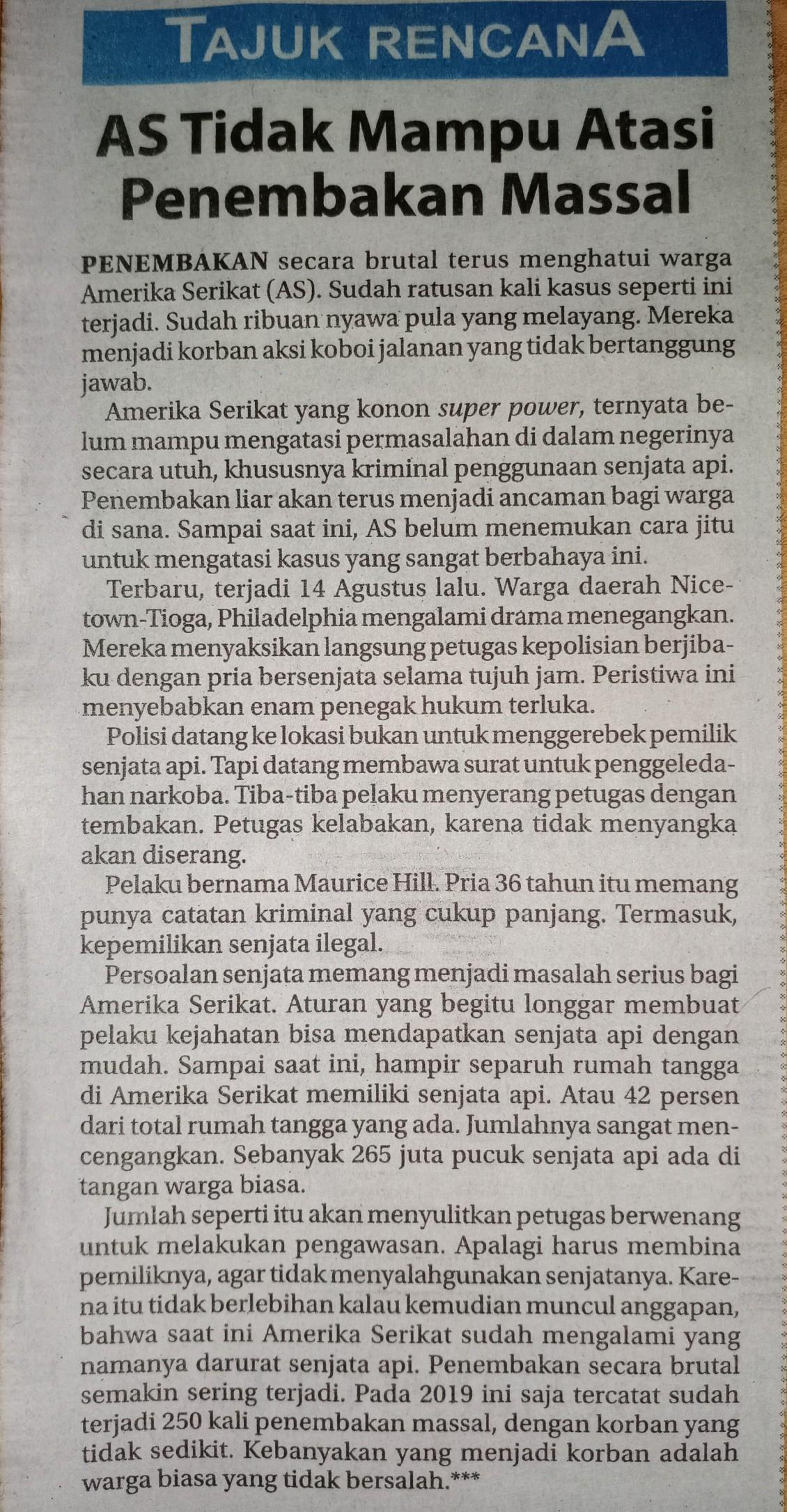 Teks Editorial Adalah : editorial, adalah, Tentukan, Masalah, Dalam, Editorial, Tersebut!, Aspek, Pendekatan, Brainly.co.id