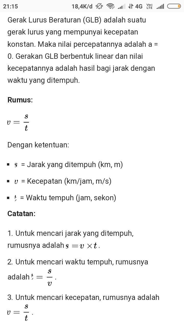 Rumus Kecepatan Dan Percepatan : rumus, kecepatan, percepatan, Rumus, Percepatan, Kecepatan, Gerak, Lurus, Brainly.co.id