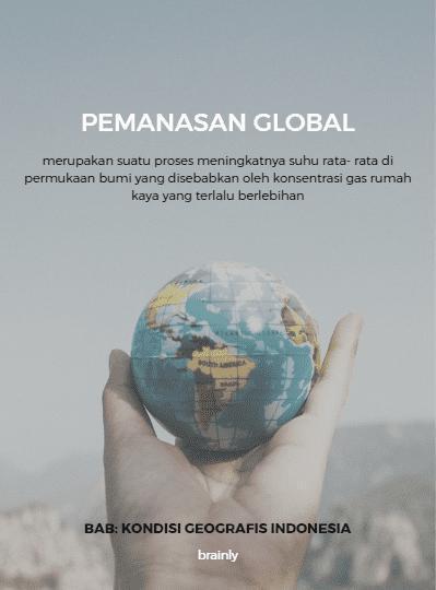 Sebutkan Beberapa Dampak Dari Pemanasan Global : sebutkan, beberapa, dampak, pemanasan, global, Maksud, Pemanasaan, Global, Sebutkan, Bencana, Terjadi, Pemanasan, Brainly.co.id