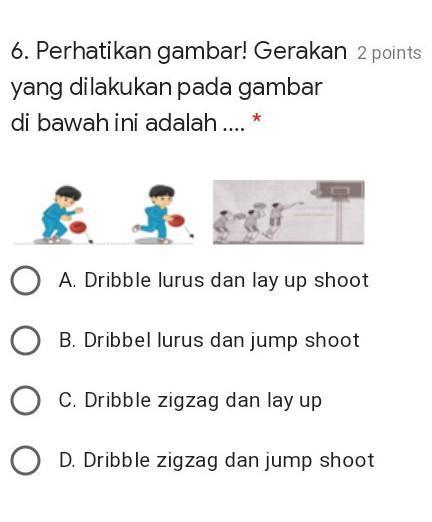 Jump Shoot Adalah : shoot, adalah, Perhatikan, Gambar, Gerakan, Dilakukan, Dibawah, AdalahA.dribble, Lurus, Brainly.co.id