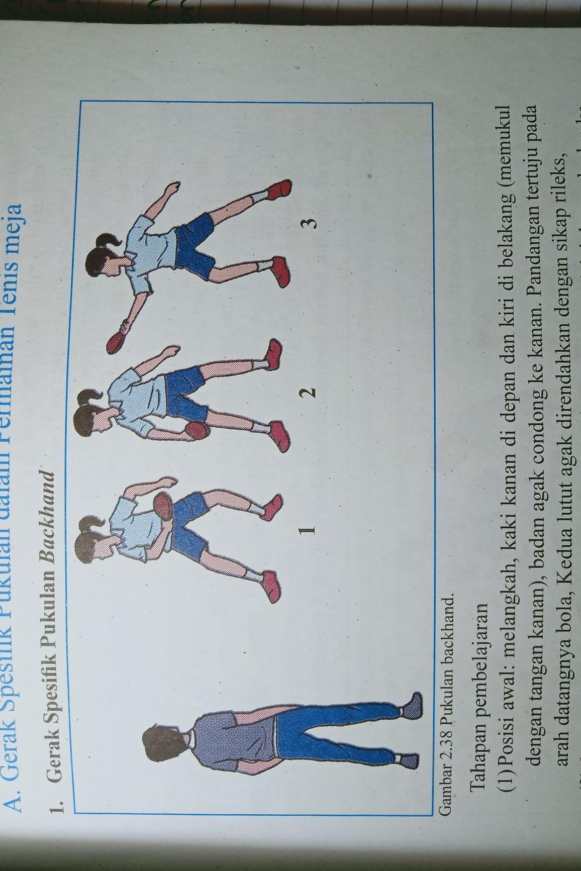 Perkenaan Bet Pada Bola Saat Melakukan Pukulan Back Hand : perkenaan, melakukan, pukulan, Posisi, Badan, Benar, Persiapan, Melakukan, Pukulan, Backhand, Permainan, Tenis, Mudah