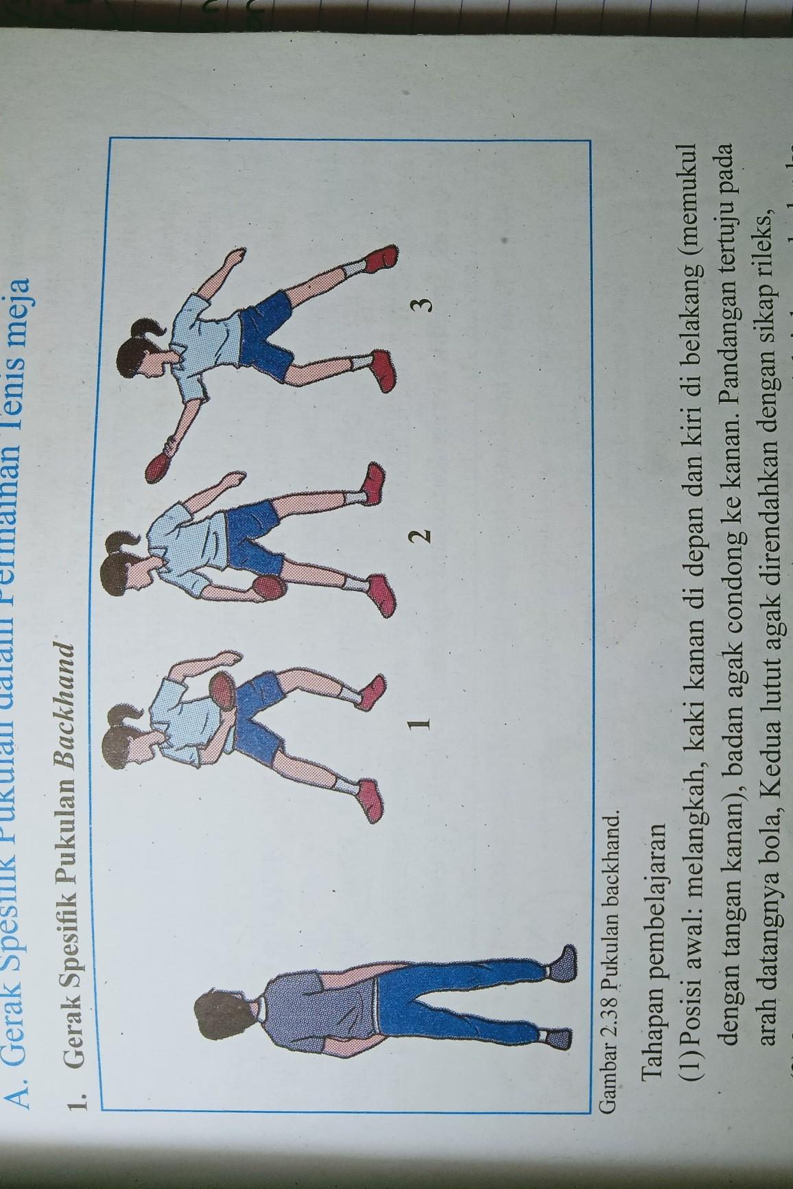 Perkenaan Bet Pada Bola Saat Melakukan Pukulan Backhand Topspin : perkenaan, melakukan, pukulan, backhand, topspin, Posisi, Badan, Benar, Persiapan, Melakukan, Pukulan, Backhand, Permainan, Tenis, Mudah
