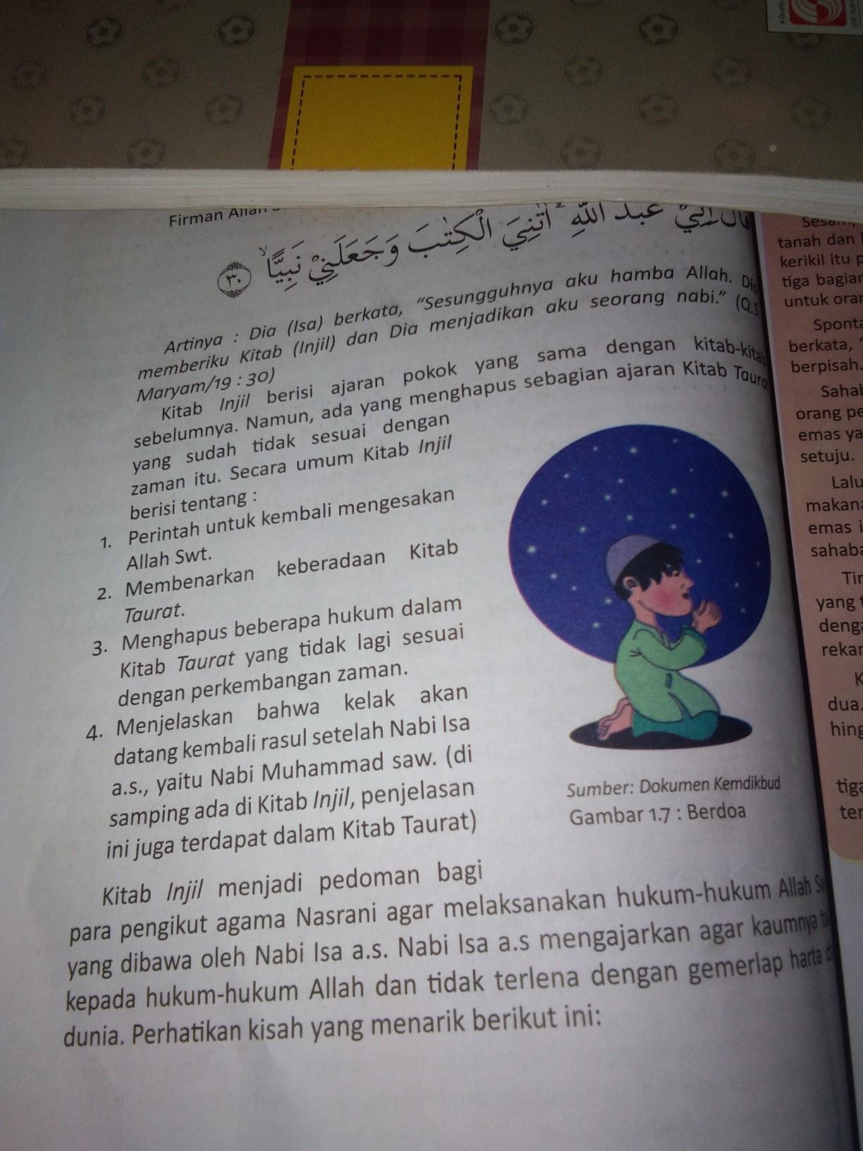 Isi Kitab Taurat Zabur Injil Al Quran : kitab, taurat, zabur, injil, quran, Ajaran, Terkandung, Dalam, Kitab, Zabur, Mengajarku