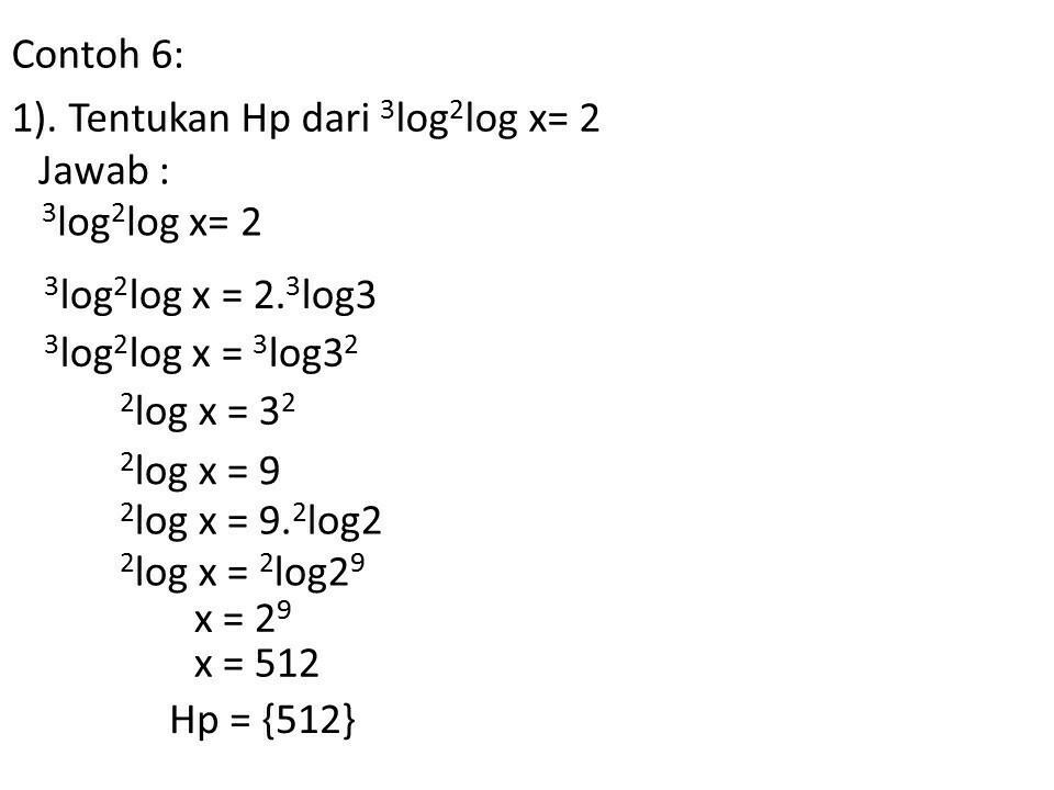 Pada pertemuan sebelumnya telah dibahas tentang pengertian persamaan logaritma dimana diartikel sebelumnya diuraikan lengkap mulai dari pengertian, sifat, rumus, dan beberapa contoh soal … Pembahasan Soal Logaritma Kelas 10 Peranti Guru