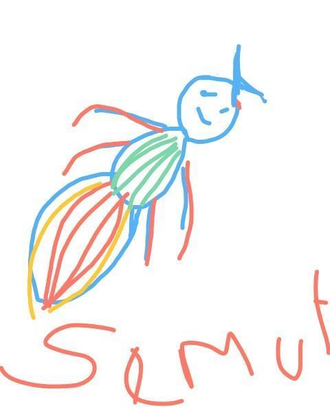 Cara Menggambar Semut : menggambar, semut, Gambar, Semut, Tolong, Caranya, Brainly.co.id