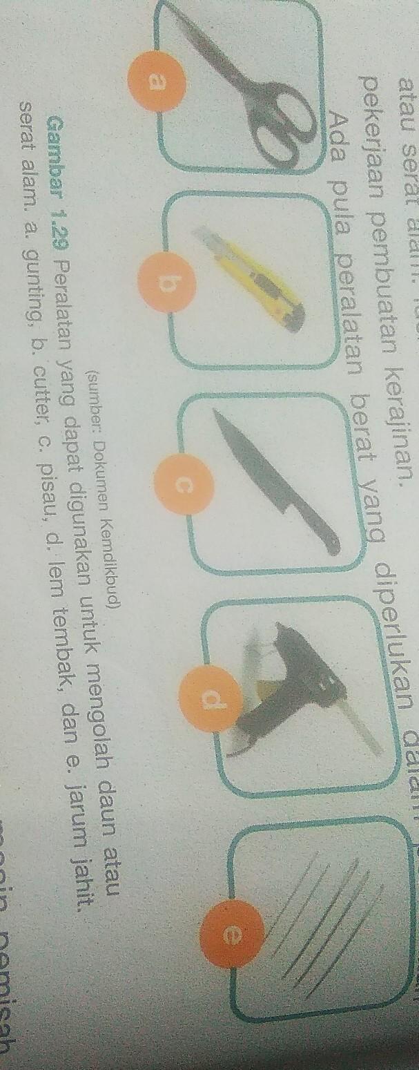 Peralatan Yang Dapat Digunakan Untuk Mengolah Daun Atau Serat Alam : peralatan, dapat, digunakan, untuk, mengolah, serat, Fungsi, Diatas, Untuk, Kerajinan, Serat, Tumbuhan, Adalah?, Brainly.co.id