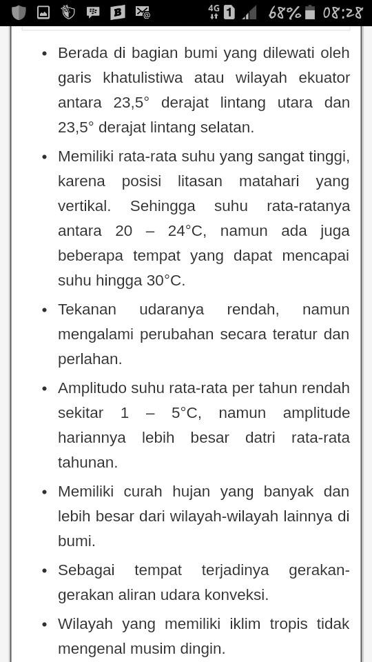 Ciri Ciri Iklim Di Indonesia : iklim, indonesia, Letak, Astronosmis, Indonesia, Menyebabkan, Beriklim, Tropis,diantara, Cirinya, Brainly.co.id