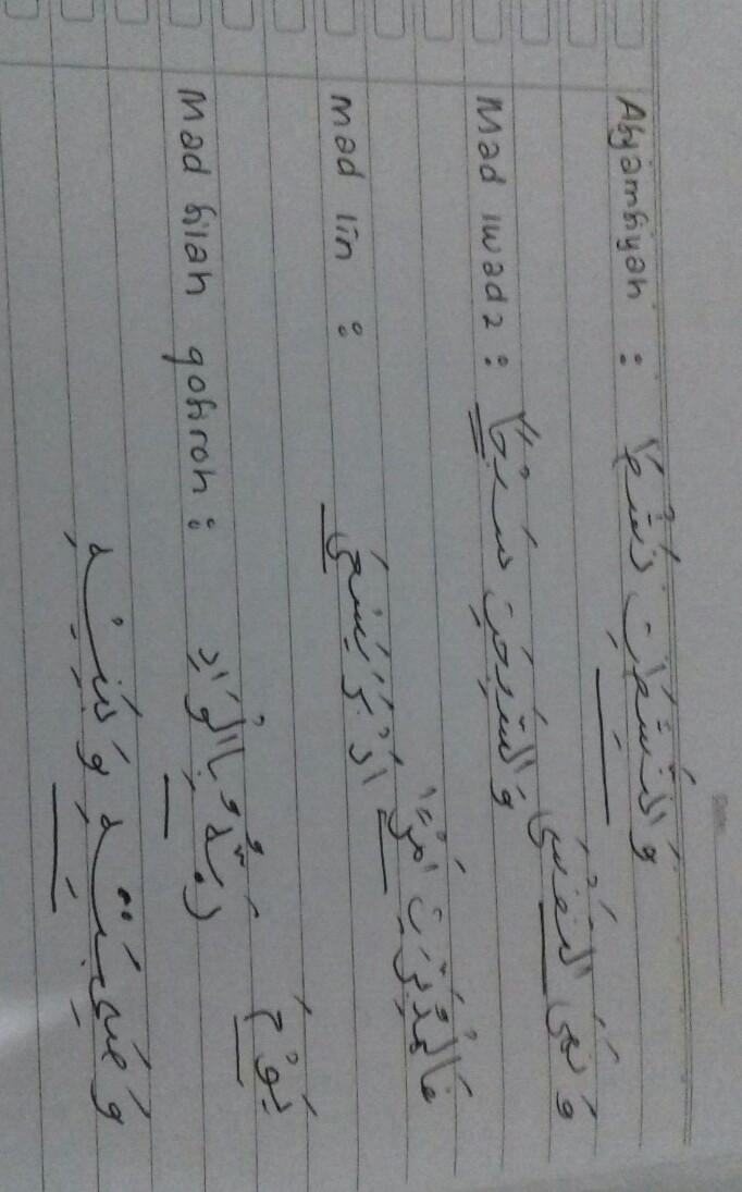 Contoh Mad Iwad Beserta Suratnya : contoh, beserta, suratnya, Carilah, Hukum, Bacaan, Syamsiah,, Iwad,, Silah, Qasirah,, Masing, Brainly.co.id