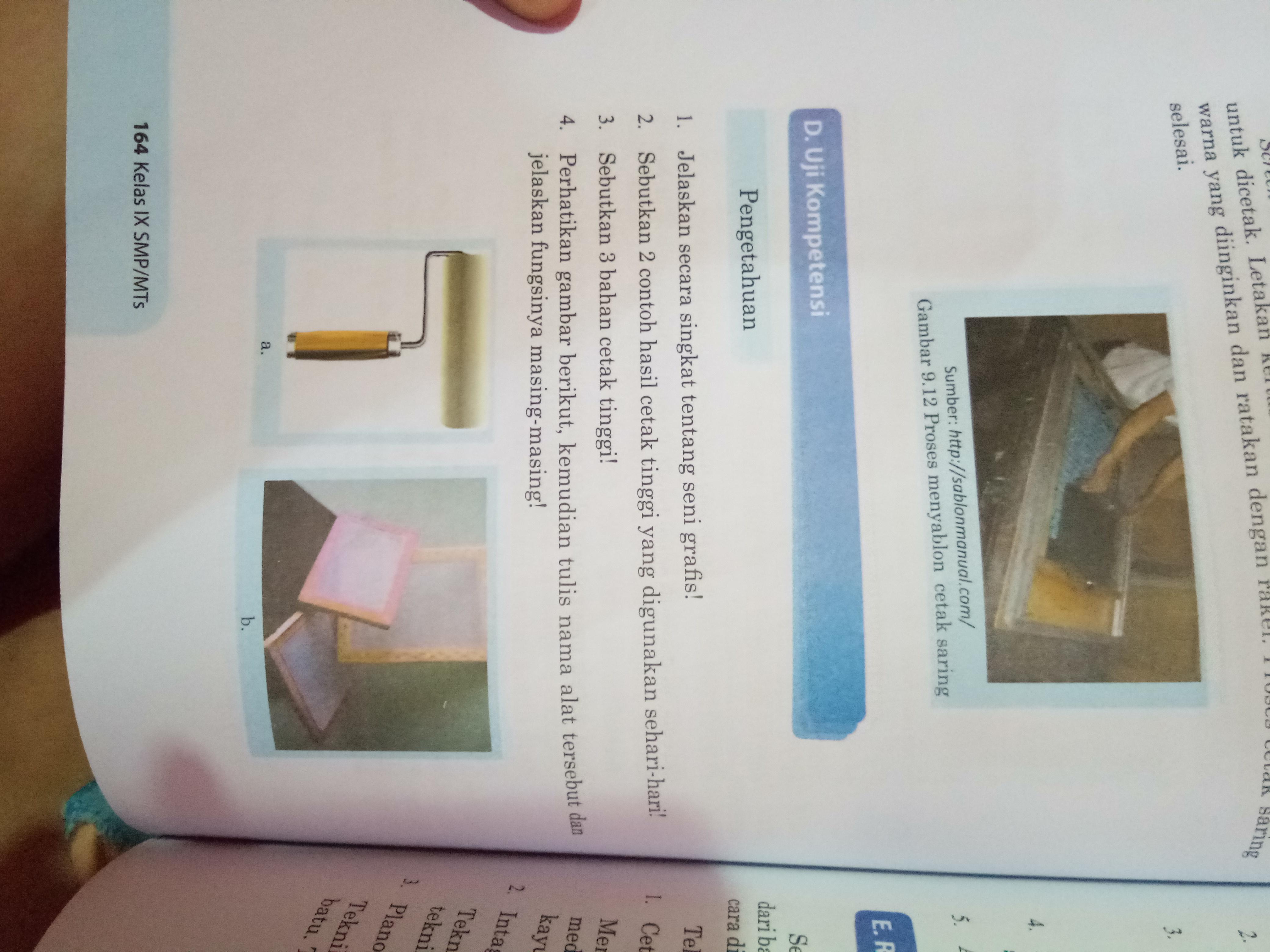 Sebutkan 3 Bahan Cetak Grafis : sebutkan, bahan, cetak, grafis, Jawab, Pleaseeeee, Kakk: