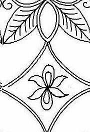 Sketsa Batik Bunga : sketsa, batik, bunga, Contoh, Sketsa, Gambar, Batik, Bunga, Brainly.co.id