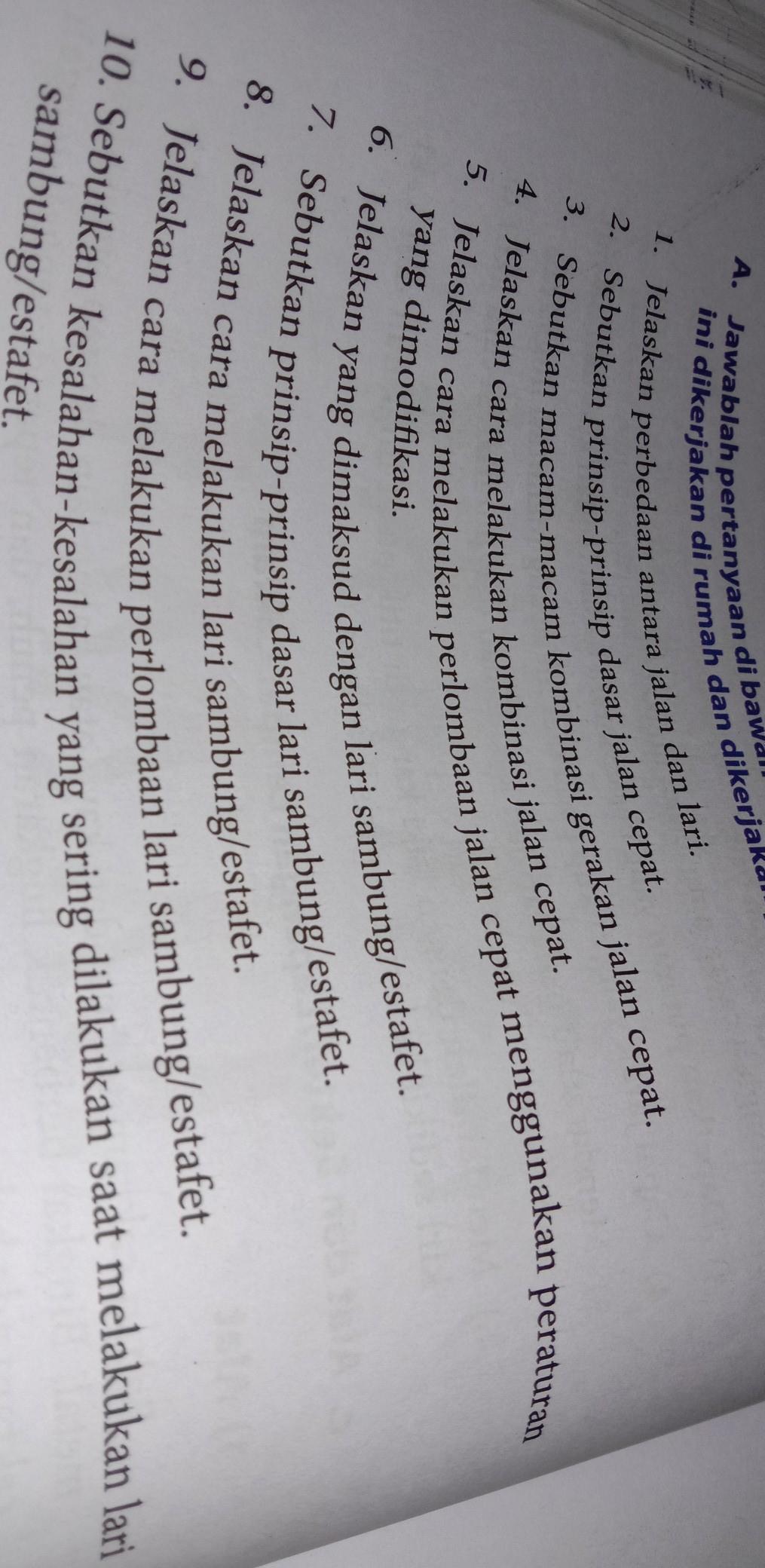 Jelaskan Yang Dimaksud Dengan Lari Sambung/estafet : jelaskan, dimaksud, dengan, sambung/estafet, Bantu, Bantu!!!!!!, Brainly.co.id