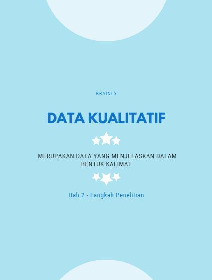 Sebutkan Jenis Jenis Data : sebutkan, jenis, Sebutkan, Jenis, Berdasarkan, Sifatnya, Brainly.co.id