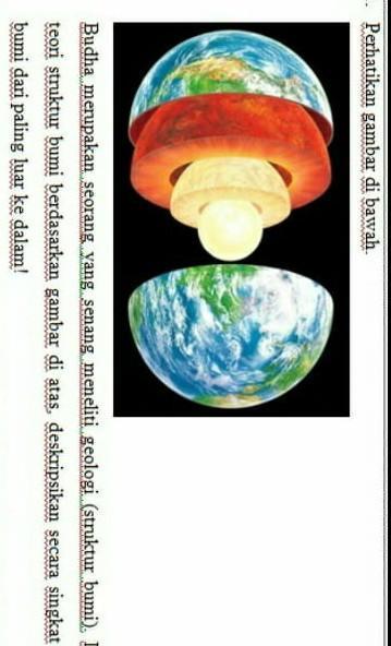 Lapisan Bumi Paling Dalam : lapisan, paling, dalam, Budha, Merupakan, Seorang, Senang, Meneliti, Geologi, (struktur, Mendapatkan, Teori, Struktur, Brainly.co.id