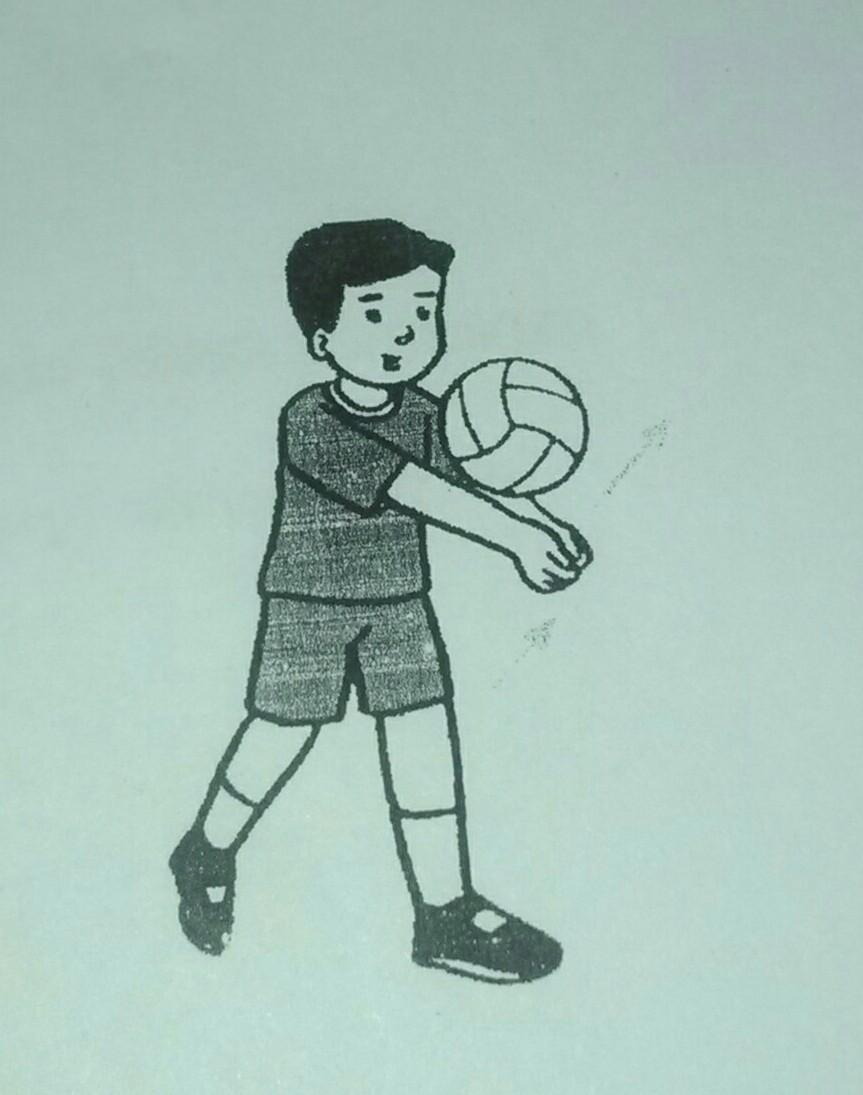Gambar Bermain Voli : gambar, bermain, Permainan, Gerakan, Tersebut, Dilakukan, Untuk., Menghasilkan, Nilai, Brainly.co.id