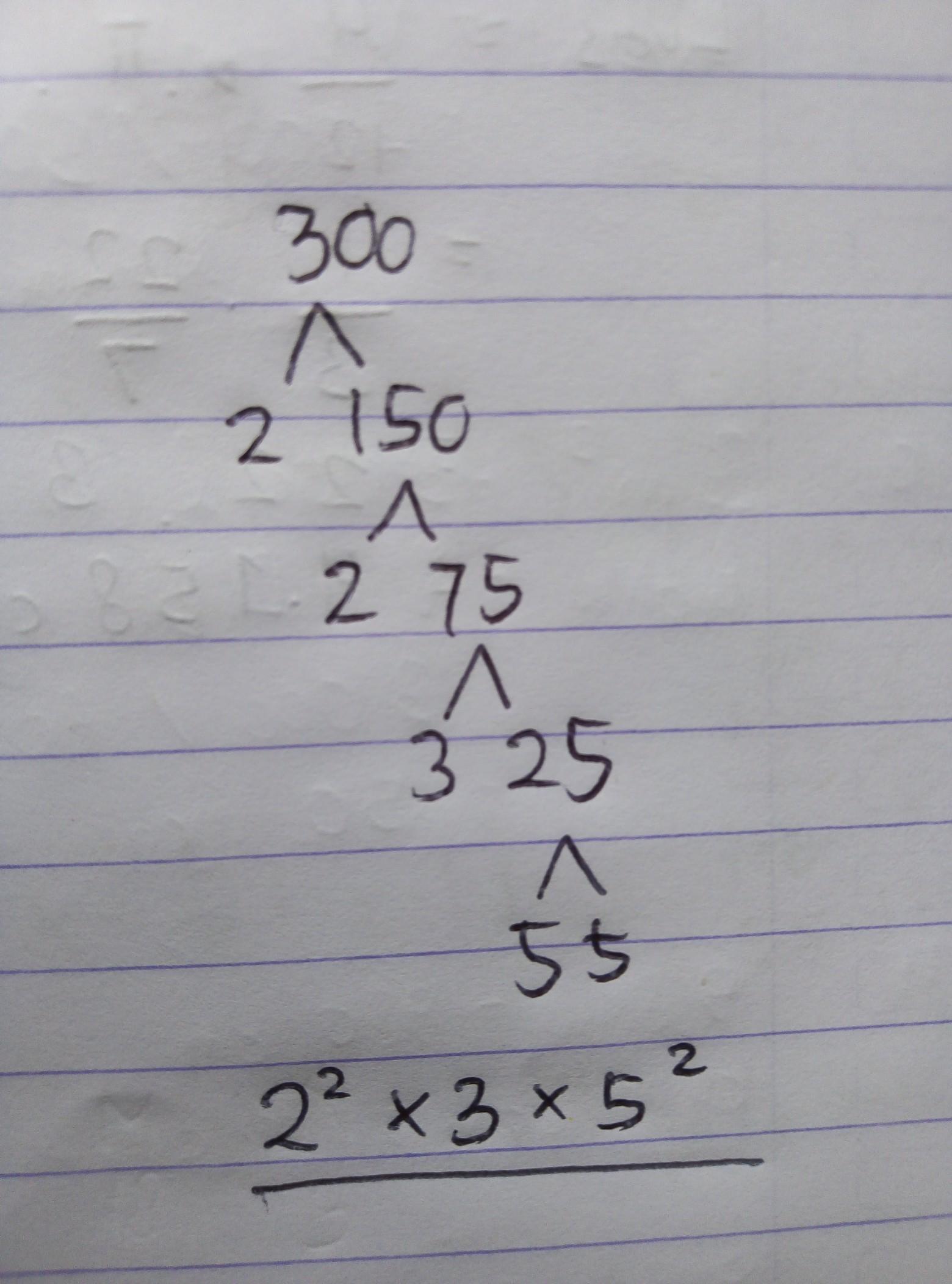 Faktor Prima Dari 300 Adalah : faktor, prima, adalah, Faktor, Prima, Adalah, Brainly.co.id
