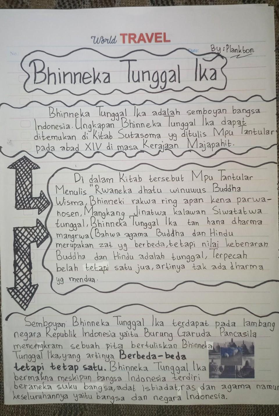 Jelaskan Semboyan Bangsa Indonesia Beserta Artinya : jelaskan, semboyan, bangsa, indonesia, beserta, artinya, Jelaskan, Makna, Bhinneka, Tunggal, Ika!mohon, Dijawab, Kaka2, Banyak, Poinnya, Brainly.co.id