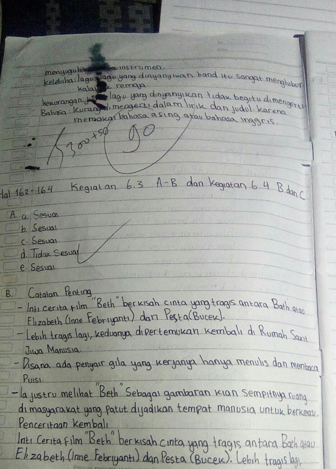 Kegiatan 5.5 Bahasa Indonesia Kelas 8 : kegiatan, bahasa, indonesia, kelas, Bahasa, Indonesia, Kelas, Kegiatan, Brainly.co.id