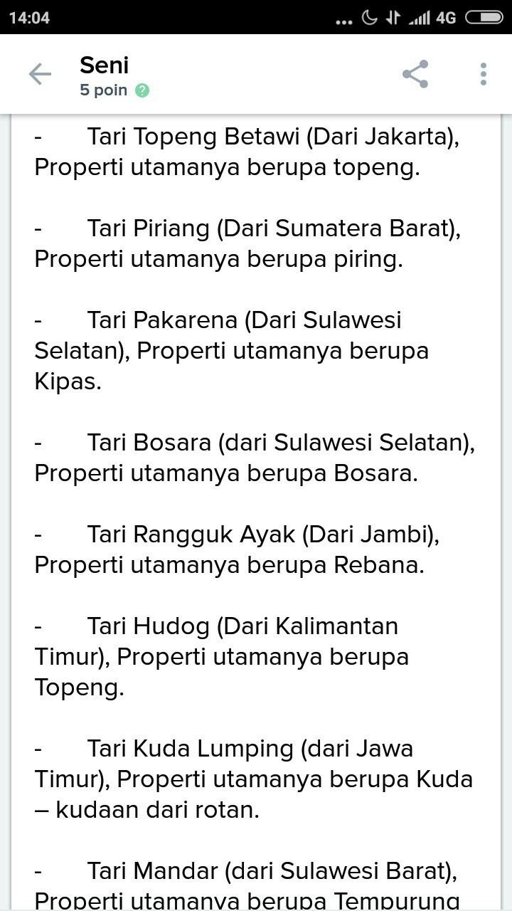Sebutkan Properti Tari : sebutkan, properti, Sebutkan, Kalimantan, Beserta, Propertinya, Brainly.co.id