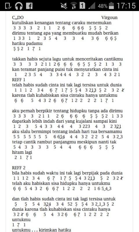 Not Angka Surat Cinta Untuk Starla : angka, surat, cinta, untuk, starla, Sebutkan, Angka, Surat, Cinta, Untuk, Starla, Dengan, Lengkap, Benar, Brainly.co.id