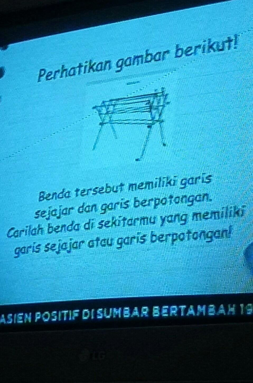 Jadwal Belajar TVRI 20 April, Ada Bahasan Matematika Soal...