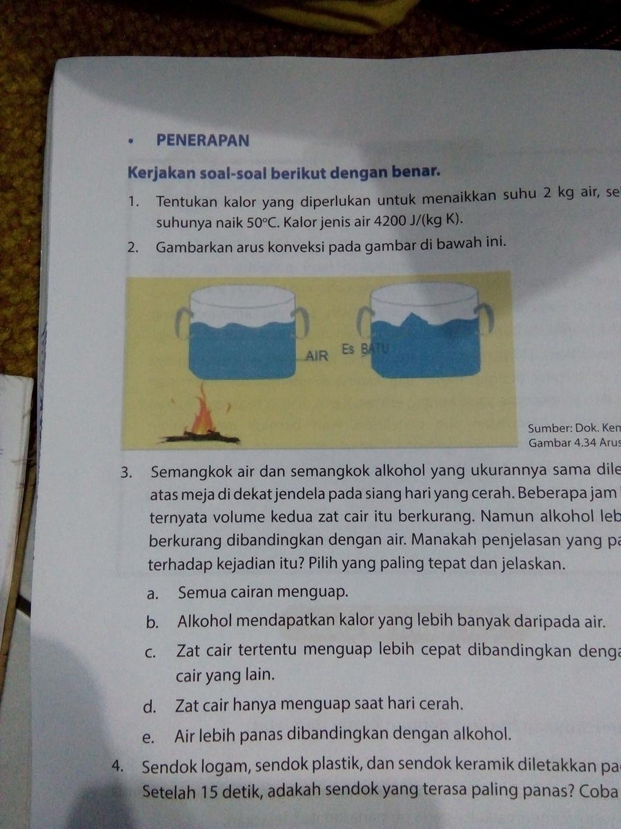 Gambarkan Arus Konveksi Pada Gambar Dibawah Ini : gambarkan, konveksi, gambar, dibawah, Gambarkan, Konveksi, Gambar, Dibawah, IlmuSosial.id