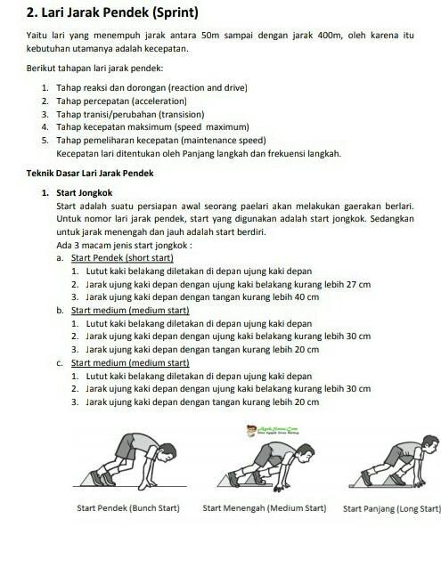Teknik Gerakan Lari Jarak Pendek : teknik, gerakan, jarak, pendek, Bagaimana, Melakukan, Teknik, Gerakan, Lutut, Jarak, Pendek, Plisssss, Brainly.co.id