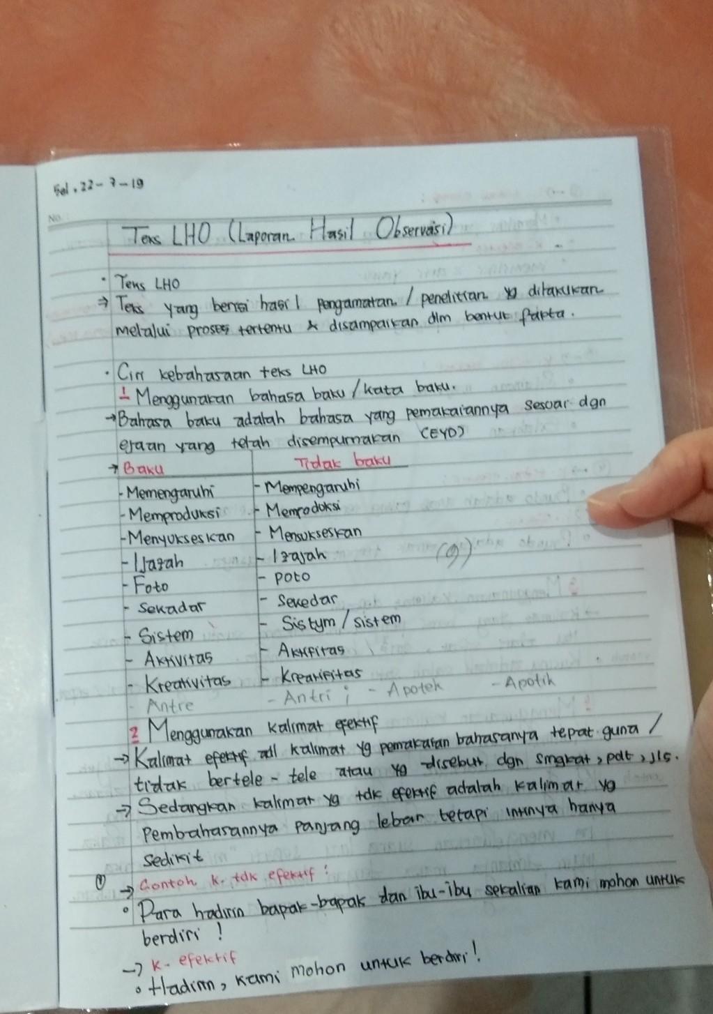 Lengkap - Contoh Soal Isi dan Aspek Kebahasaan Teks