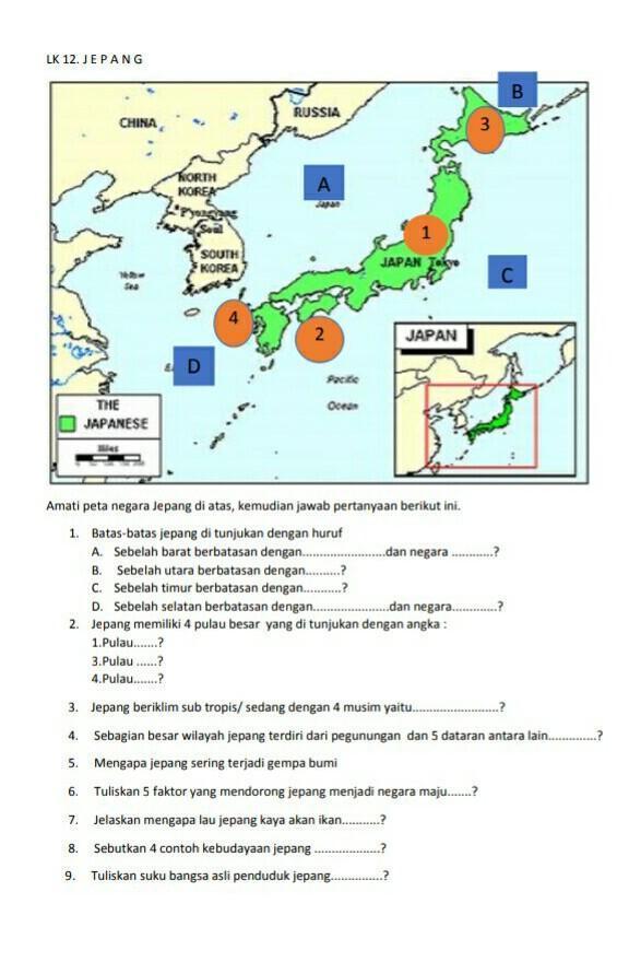 Sebutkan 5 Pulau Besar Di Indonesia : sebutkan, pulau, besar, indonesia, Sebutkan, Pulau, Besar, Jepang