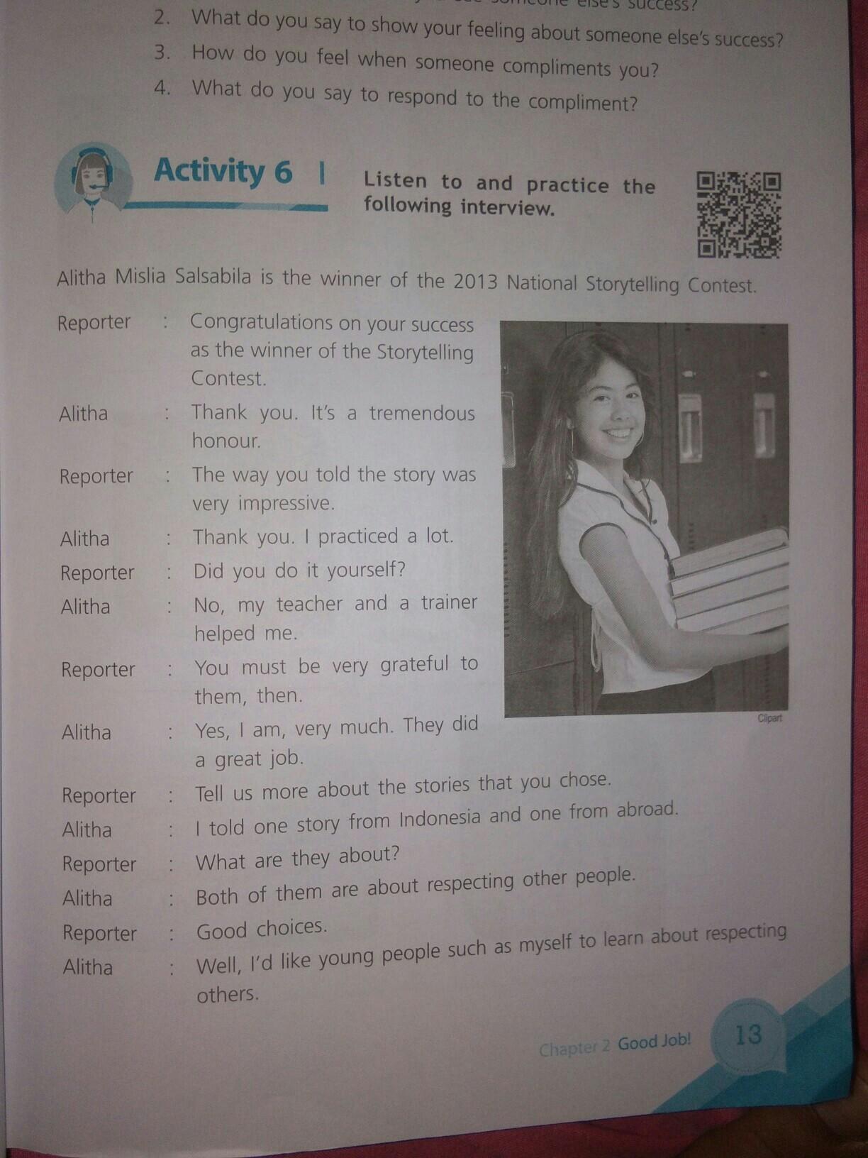 Bahasa Inggris Adik Perempuan : bahasa, inggris, perempuan, Buatkan, Dialog, Bahasa, Inggris, Tentang, Saudara, Perempuan, Memenangkan, Sebuah, Perlombaan, Brainly.co.id