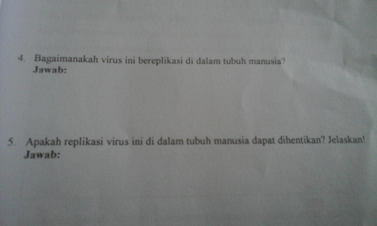 bagaimanakah virus HIV-AIDS dapat menular dari individu keindividu ...