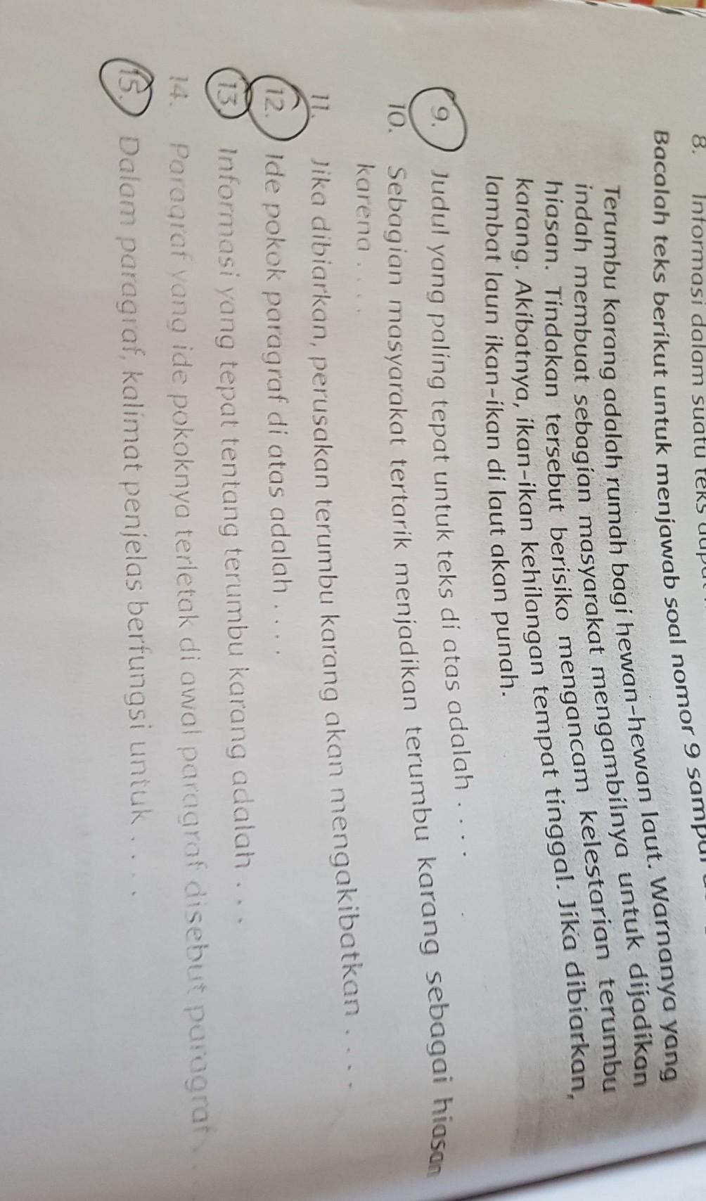 Paragraf Yang Ide Pokoknya Terletak Diawal Paragraf Disebut : paragraf, pokoknya, terletak, diawal, disebut, 9.judul, Paling, Tepat, Untuk, Adalah, 10.sebagian, Masyarakat, Tertarik, Menjadikan, Brainly.co.id