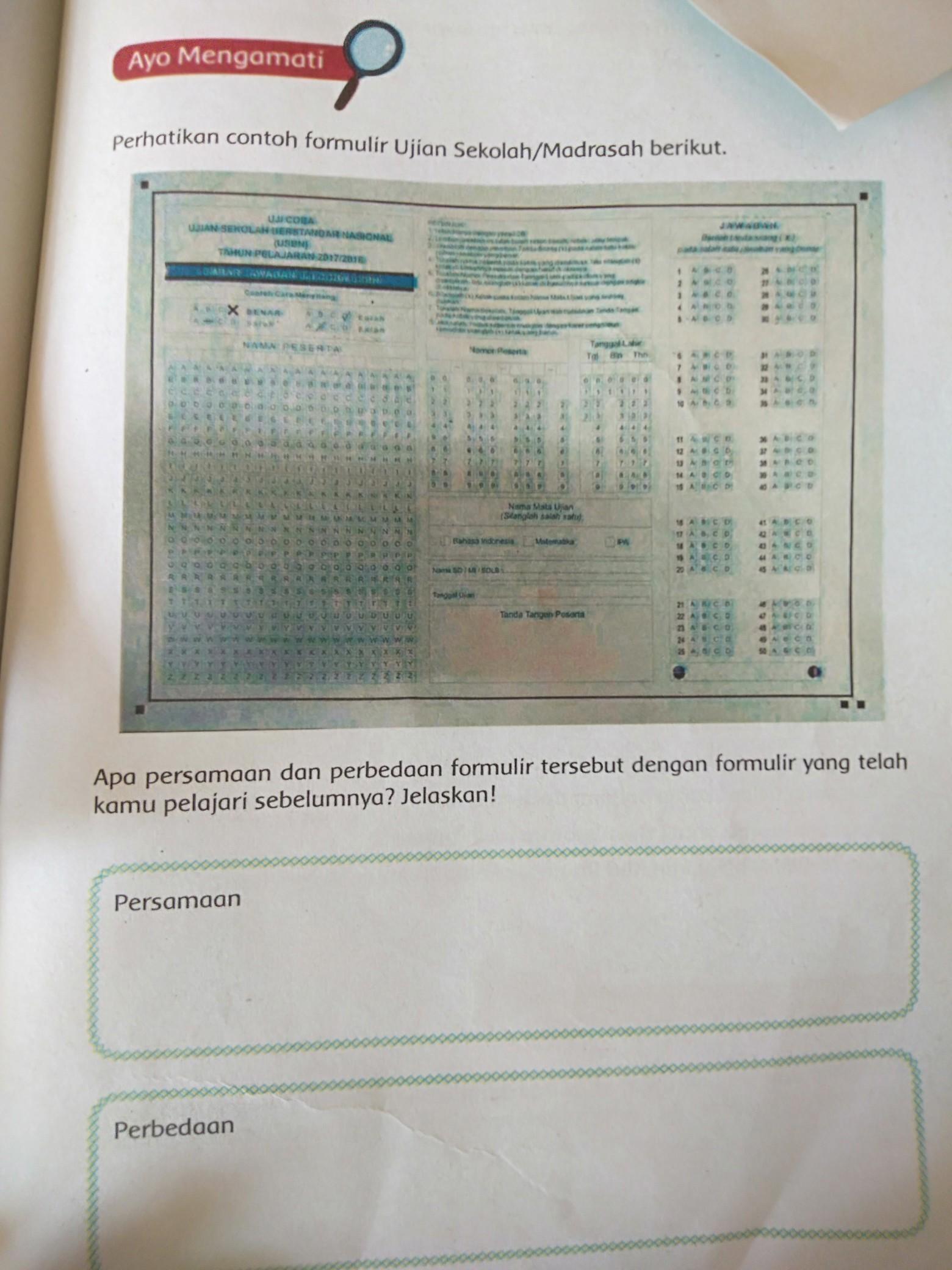 Formulir Pengiriman Barang : formulir, pengiriman, barang, Persamaan, Formulir, Ujian, Sekolah, Pengiriman, Barang?, Brainly.co.id