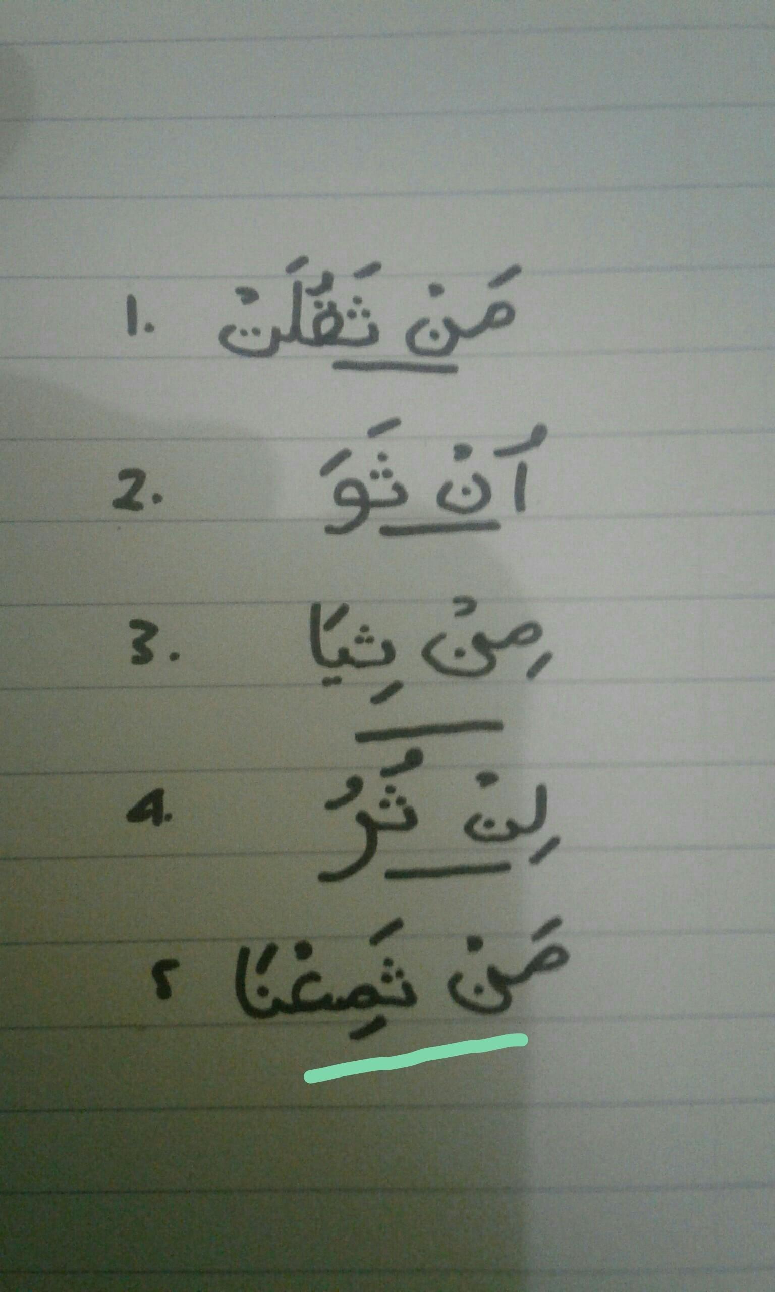 15 Huruf Ikhfa Dan Contohnya : huruf, ikhfa, contohnya, Buatkan, Contoh, Bacaan, Ikhfa, Dengan, Menggunakan, Huruf, Al-Quran, Brainly.co.id