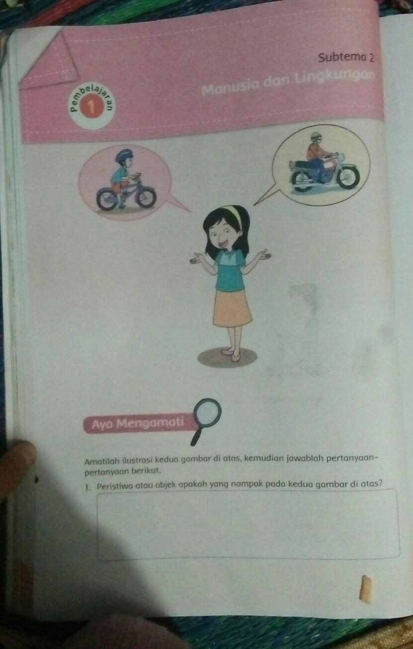 Kunci Jawaban Buku Tema 1 Kelas 5 Sub Tema 2 Pembelajaran