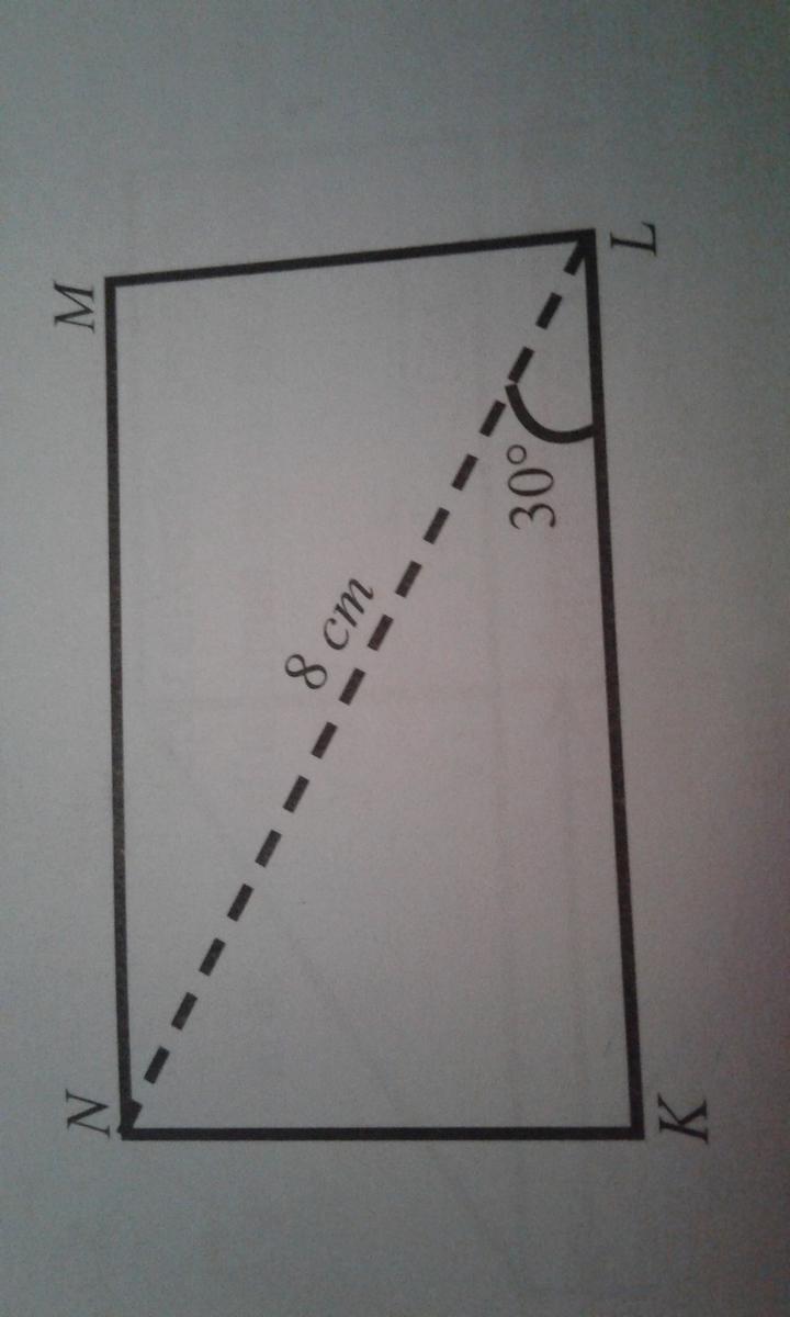 Tentukan Luas Persegi Panjang Klmn Berikut : tentukan, persegi, panjang, berikut, Tentukan, Persegi, Panjang, Berikut, Brainly.co.id