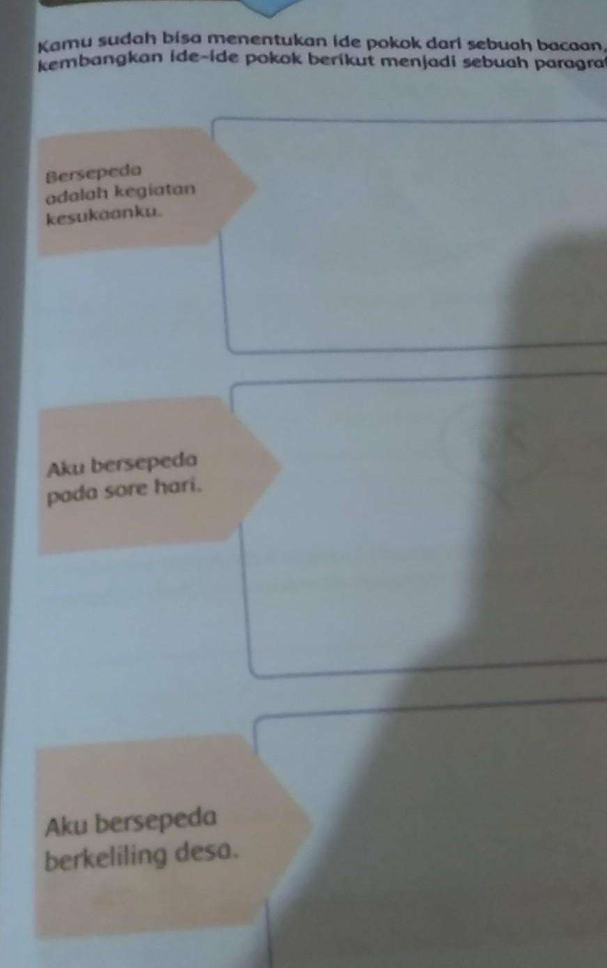 Ide Pokok Sebuah Paragraf : pokok, sebuah, paragraf, Tolong, Jawab, Pertanyaan, Pleasekembangkan, Pokok, Menjadi, Sebuah, Paragraf, Cerita, Brainly.co.id