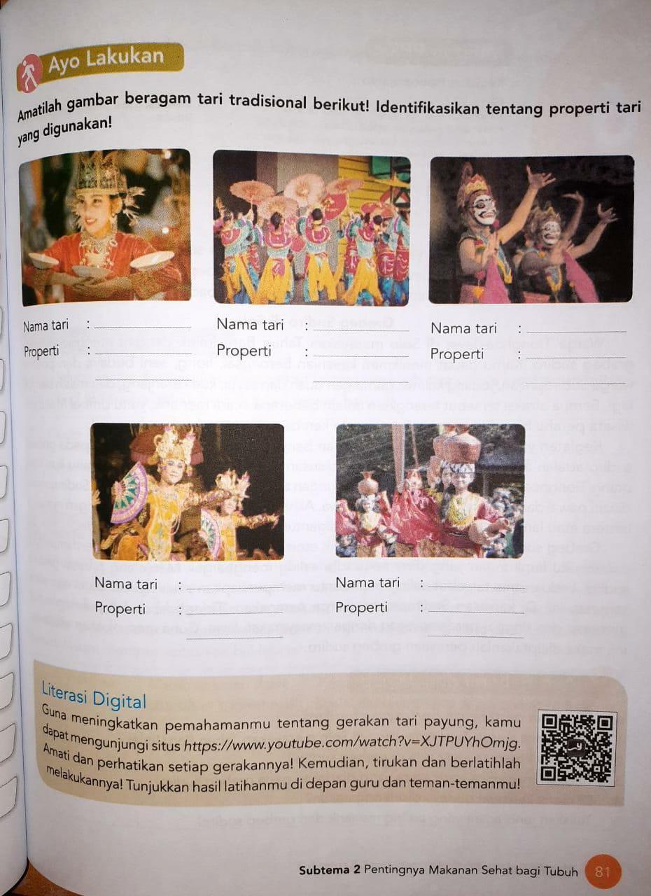 Properti Tari Payung : properti, payung, PROPERTI, Brainly.co.id
