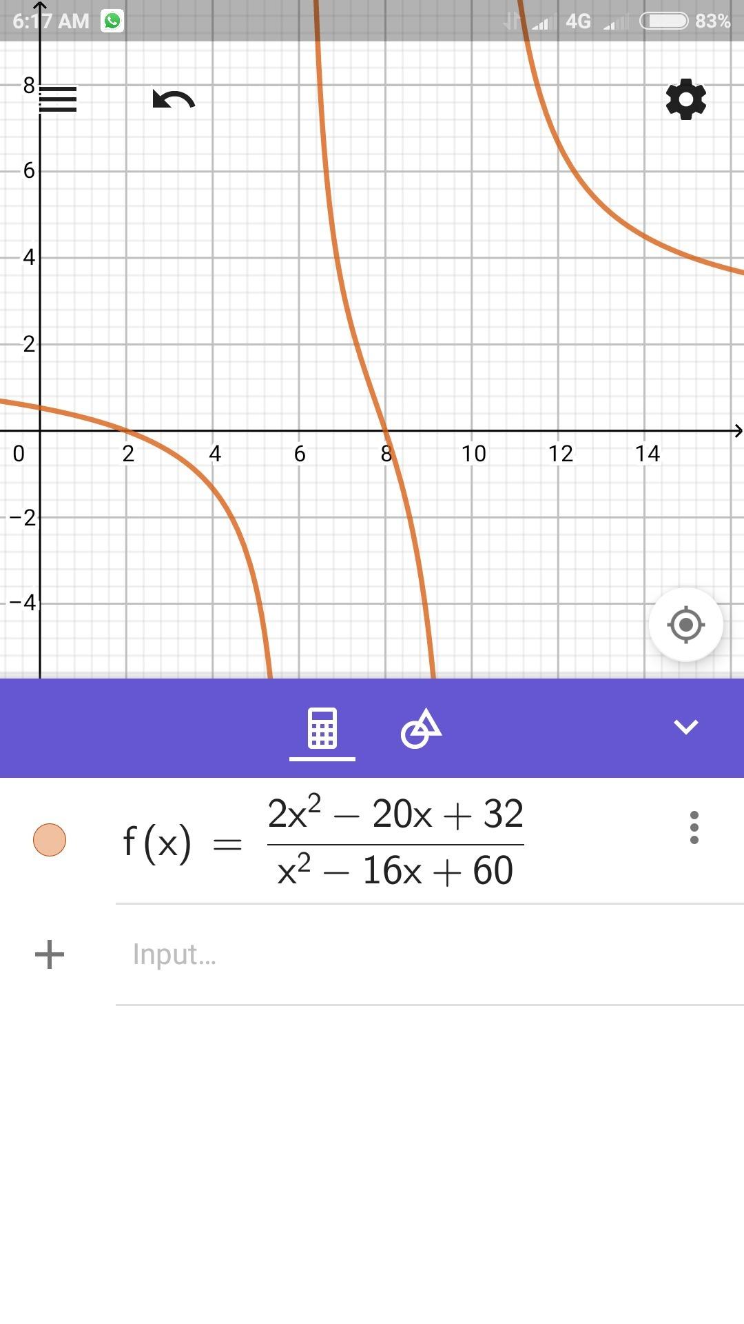 Contoh soal fungsi linier (a). Contoh Soal Fungsi Rasional Dan Grafiknya / Materi Linear