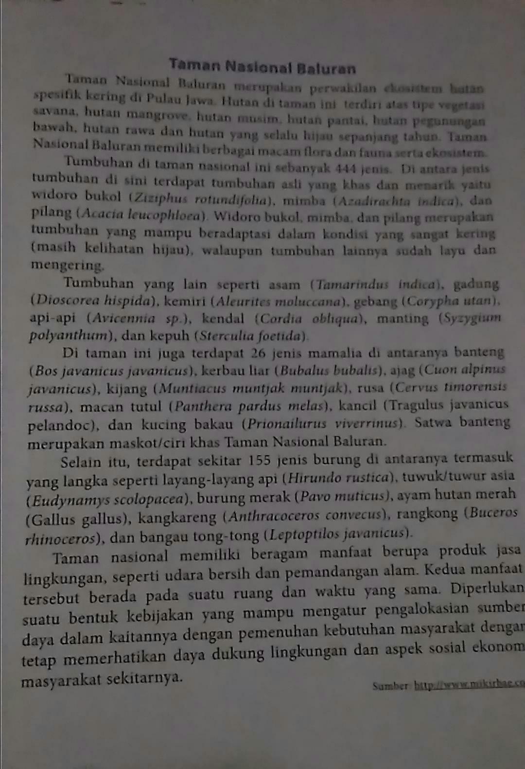 Kalimat Simpleks dan Kalimat Kompleks dalam Teks Laporan...