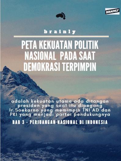 Peta Kekuatan Politik Nasional : kekuatan, politik, nasional, Jelaskan, Kekuatan, Politik, Nasional, Brainly.co.id