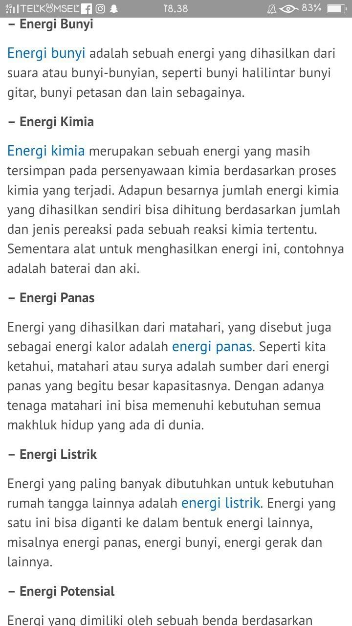Contoh Perubahan Energi Listrik Menjadi Energi Bunyi : contoh, perubahan, energi, listrik, menjadi, bunyi, Contoh, Perubahan, Energi, Potensial, Menjadi, Listrik, Penggambar
