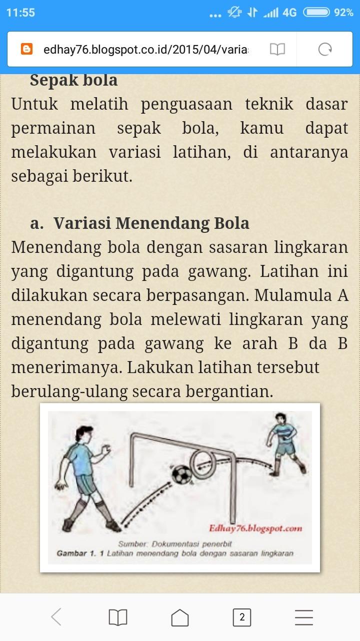 Sebutkan Variasi Menendang Bola : sebutkan, variasi, menendang, Menyabutka, Menjelaskan, Variasi, Teknik, Menendang, /mengumpan, Brainly.co.id